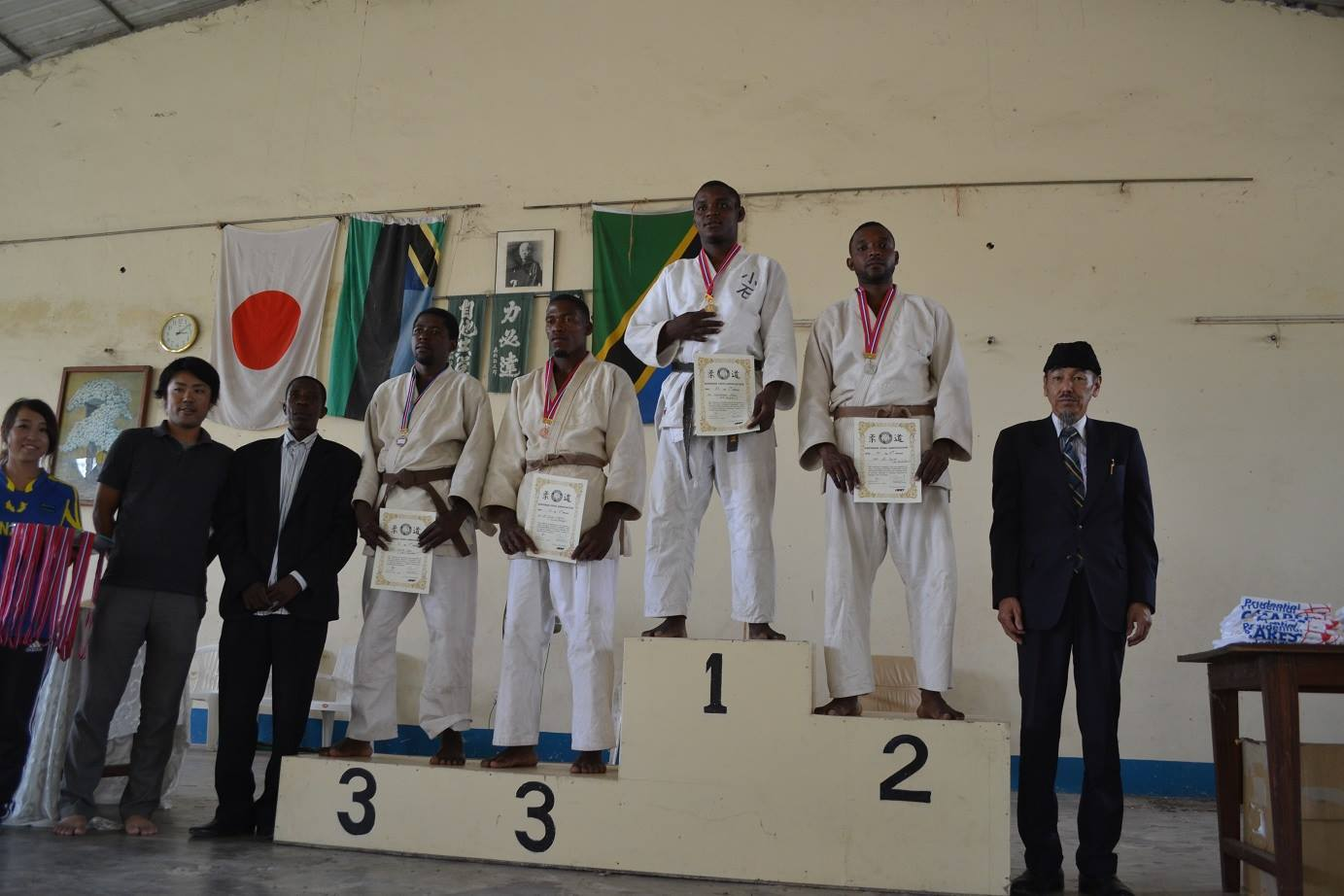 ZANZIBAR WEGHT CATEGORY JUDO CHAMPIONSHIP2018~ザンジバル柔道選手権大会2018_a0088841_10362680.jpg