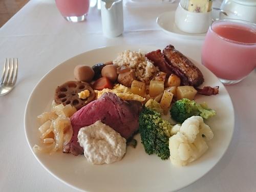 オーキッズで朝ご飯♪_c0100865_05353080.jpg