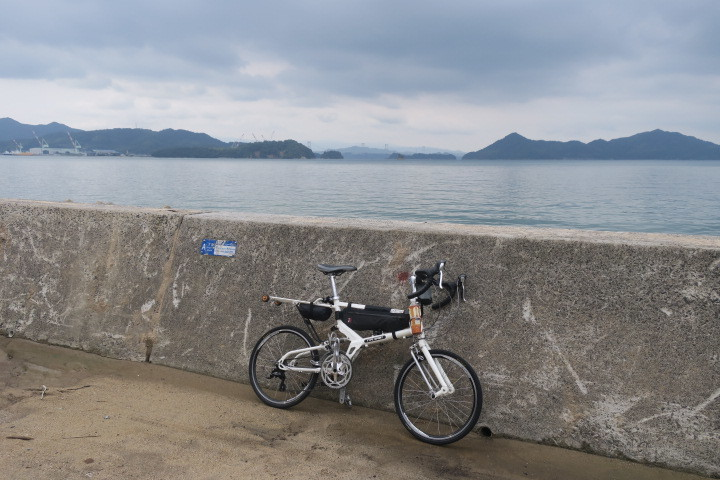 しまなみ海道 大島ー伯方島を走ってきました_c0132901_08222794.jpg