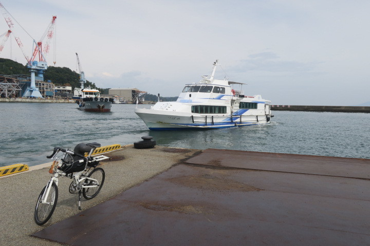 しまなみ海道 大島ー伯方島を走ってきました_c0132901_08463419.jpg