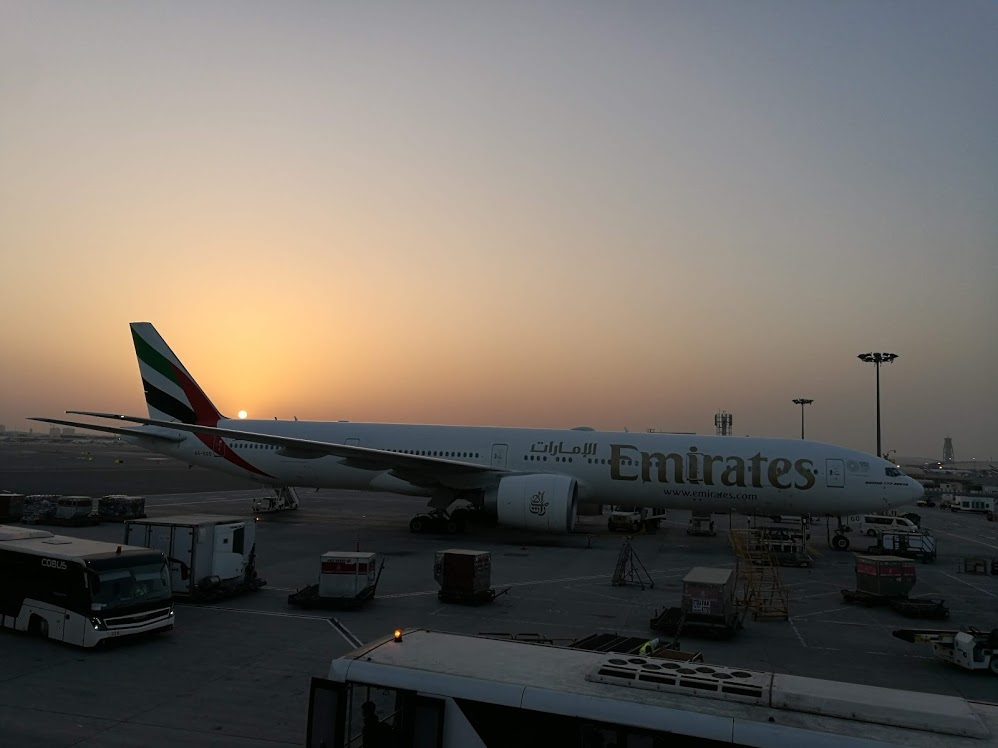 ドバイの旅 vol.1 Emirates._c0114110_10525158.jpg