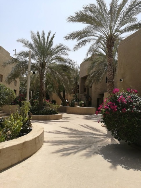 ドバイの旅 vol.2  砂漠のリゾート Bab Al Shams Desert Resort & Spa _c0114110_12325441.jpg