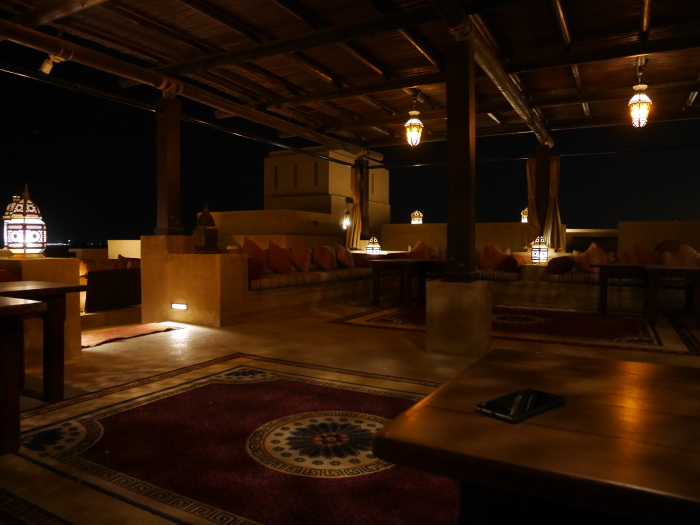 ドバイの旅 vol.2  砂漠のリゾート Bab Al Shams Desert Resort & Spa _c0114110_12513840.jpg