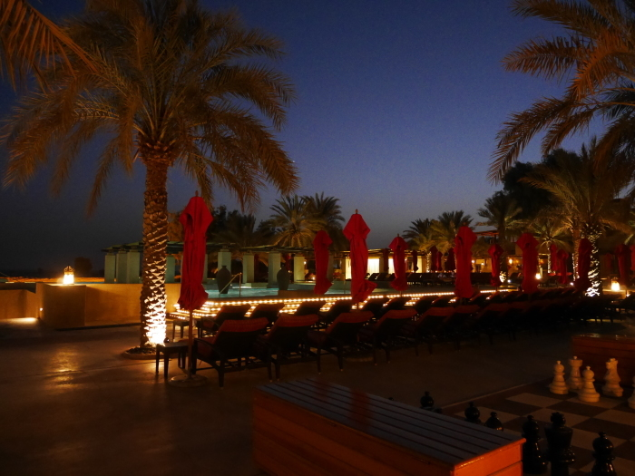 ドバイの旅 vol.2  砂漠のリゾート Bab Al Shams Desert Resort & Spa _c0114110_12520700.jpg