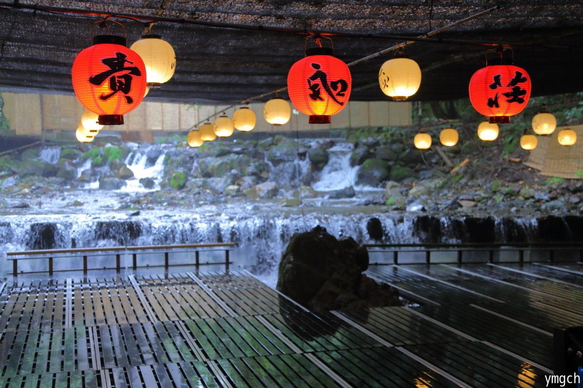 平成上洛物語 〜 貴船の川床_f0157812_14591534.jpg