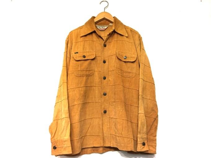「 秋刀魚なシャツ 」_c0078333_01015643.jpeg