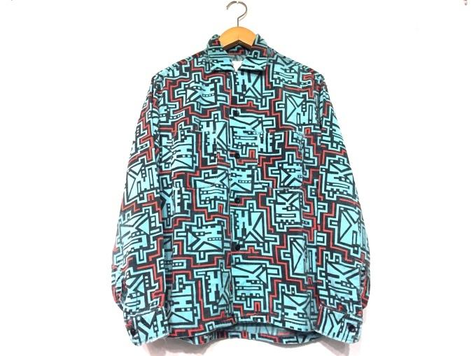 「 秋刀魚なシャツ 」_c0078333_01043998.jpeg