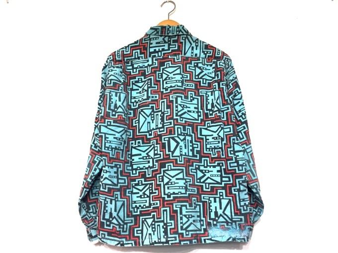 「 秋刀魚なシャツ 」_c0078333_01045387.jpeg