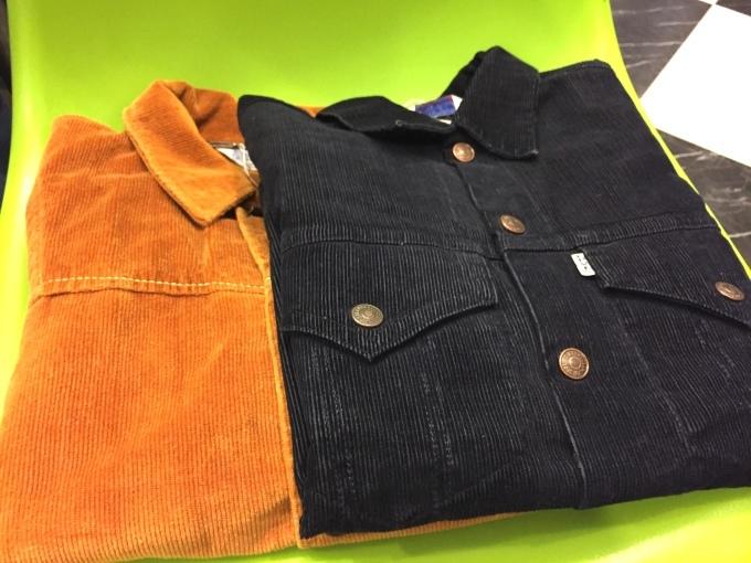 「 秋刀魚なシャツ 」_c0078333_01082745.jpeg