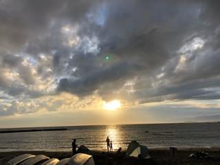 Beach mayu yoga2019@葉山一色海岸 8月の開催日変更のお知らせ_a0267845_17382993.jpg