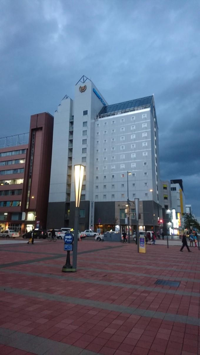 藤田観光ワシントンホテル旭川は、9月末をもって閉館_b0106766_22105619.jpg