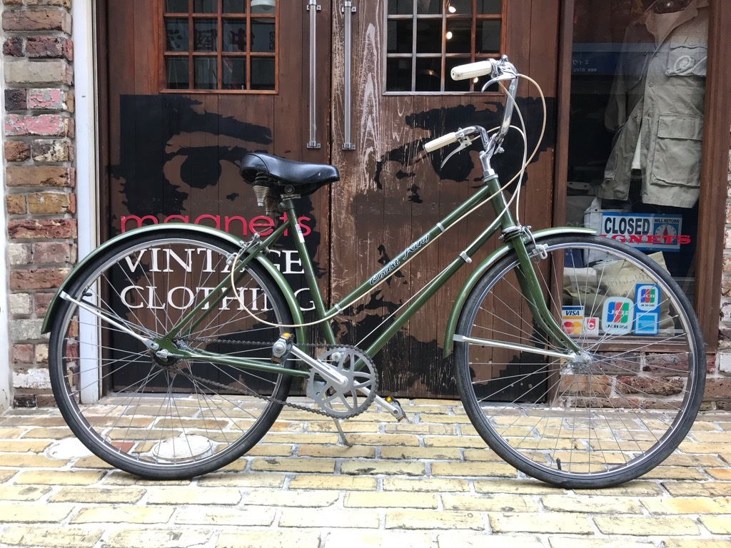 神戸店9/29(土)冬Superior入荷! #1 Vintage Bicycle!!!_c0078587_15360418.jpg