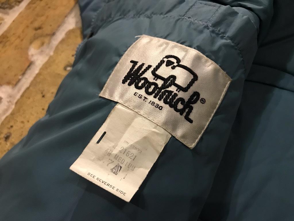 神戸店9/29(土)冬Superior入荷! #3 Woolrich Item!!!_c0078587_17133350.jpg