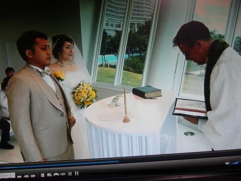 2018年9月27日 隼人の沖縄での結婚式と茨城つくば市での食事会 その14_d0249595_16415285.jpg