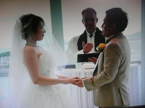 2018年9月27日 隼人の沖縄での結婚式と茨城つくば市での食事会 その14_d0249595_16462298.jpg