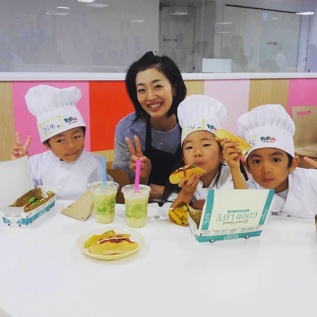 ペップキッチンで、親子食育講座_f0177295_11113002.jpg