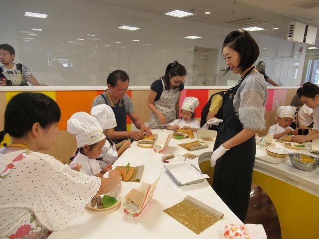 ペップキッチンで、親子食育講座_f0177295_11120253.jpg