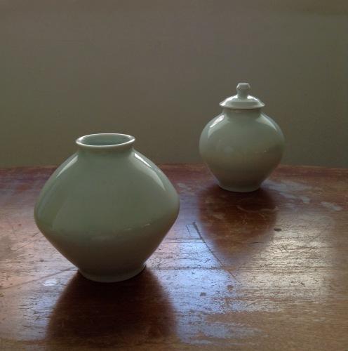 本日より、今井信二 花器・壺・うつわ展 始まります_c0218903_09150356.jpeg