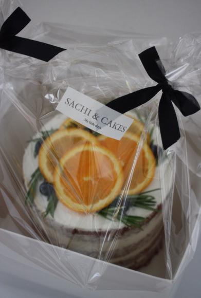 オレンジとココアのネイキッドケーキ _d0339705_12155835.jpg