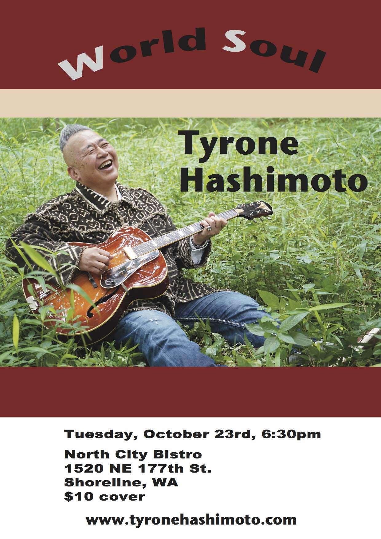 Tyrone Hashimoto 10月 ライブ情報_c0368808_02245160.jpg