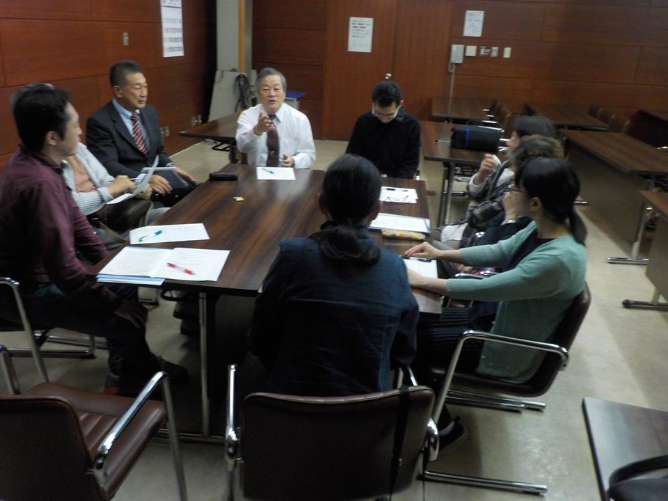 2018年9月25日(火) 特別講義 運営会議_f0202120_09105309.jpg