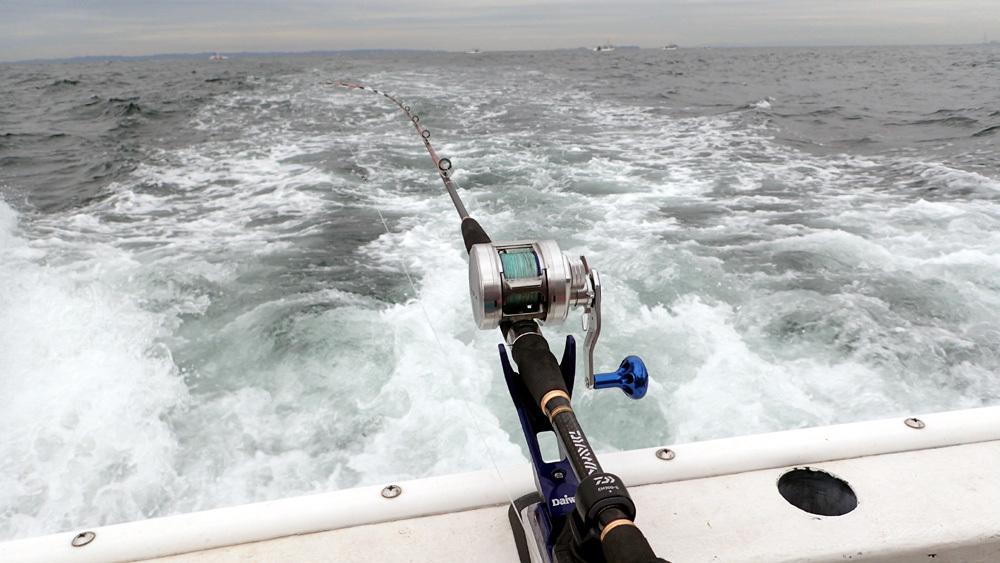 またもや大井港よりマダイ釣り。2018年9月26日(水)_d0171823_21482977.jpg
