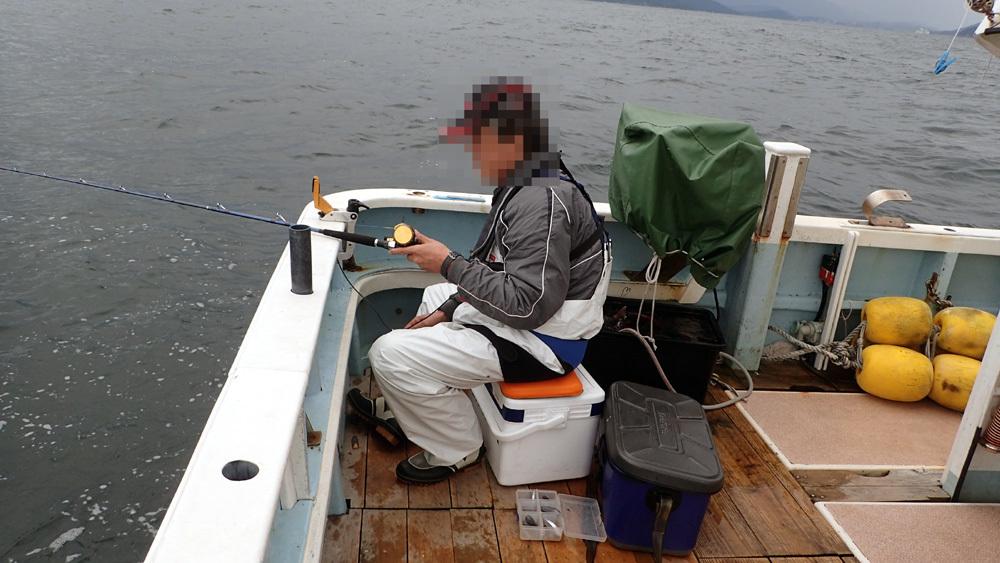 またもや大井港よりマダイ釣り。2018年9月26日(水)_d0171823_21484348.jpg