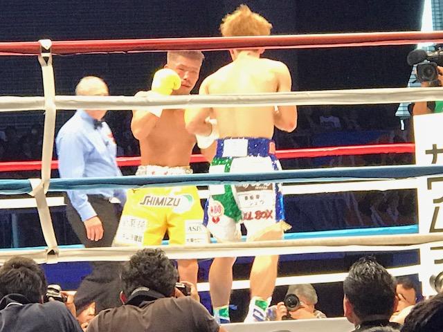 ボクシング世界戦木村木村翔vs田中恒成_a0019032_18171415.jpg