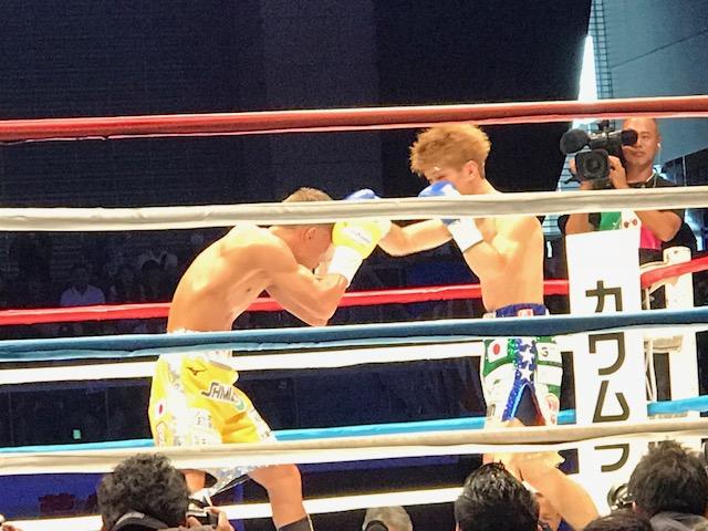 ボクシング世界戦木村木村翔vs田中恒成_a0019032_18171418.jpg
