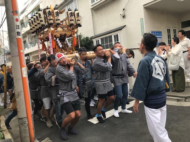 祭り東中野  東一_a0019032_18292484.jpg