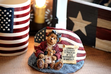 Boyds Bear のマグホルダーとお揃いのマグ♪_f0161543_13522153.jpg