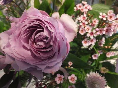 オークリーフ花の教室(山田さんの作品)_f0049672_16151418.jpg