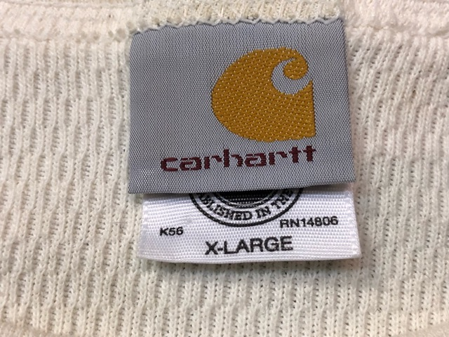 "Made In U.S.A. ""Carhartt\""!!(大阪アメ村店)_c0078587_1340534.jpg"