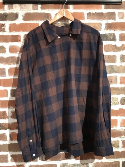 "UNDERPASS - 18AW ""SHIRTS\"" selection._c0079892_1952293.jpg"