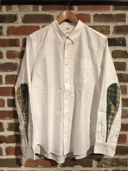 "UNDERPASS - 18AW ""SHIRTS\"" selection._c0079892_19524453.jpg"