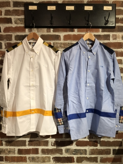 "UNDERPASS - 18AW ""SHIRTS\"" selection._c0079892_19565289.jpg"