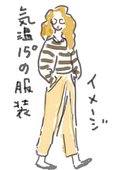 気温15℃にオススメ_d0225198_11164892.jpg