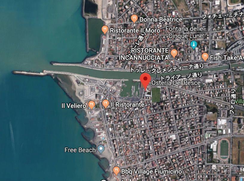 欧州出張2018年09月-イタリア・ローマー第六、七日目-港でシーフードを楽しむ_c0153302_06165081.jpg