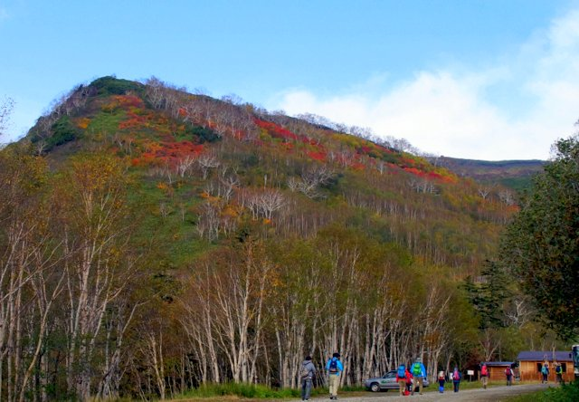 2018年9月24日(月・祝) 大雪山三色縦走「赤岳~白雲岳~緑岳」_a0345007_20371353.jpg