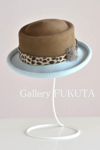 『秋冬の洋服と帽子』展開催中です。_c0161127_00163896.jpg