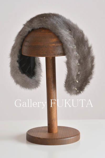 本日が『秋冬の洋服と帽子』展最終日です。_c0161127_00202263.jpg