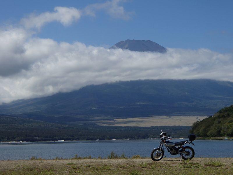 台風が来る前に、富士山一周ツーリング_f0119755_18220483.jpg