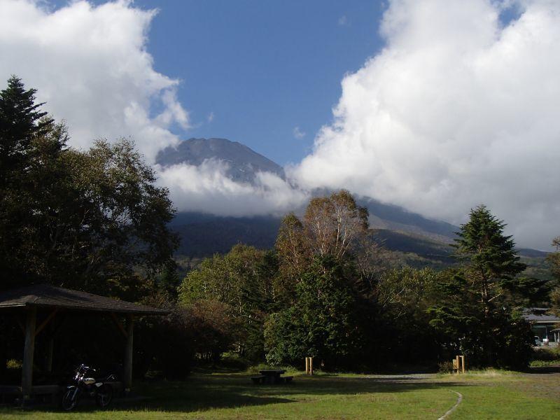 台風が来る前に、富士山一周ツーリング_f0119755_19033607.jpg