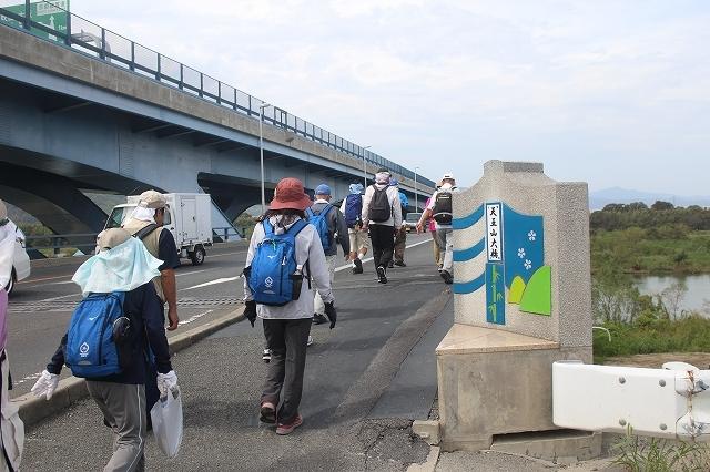 長岡京市&八幡市友愛コース_b0044663_22032207.jpg
