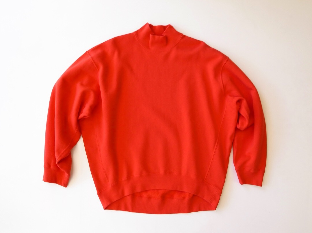MAISON EUREKA HIGH NECK SWEAT_f0111683_12071742.jpg