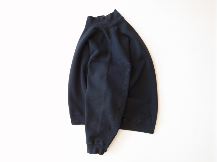 MAISON EUREKA HIGH NECK SWEAT_f0111683_12075094.jpg