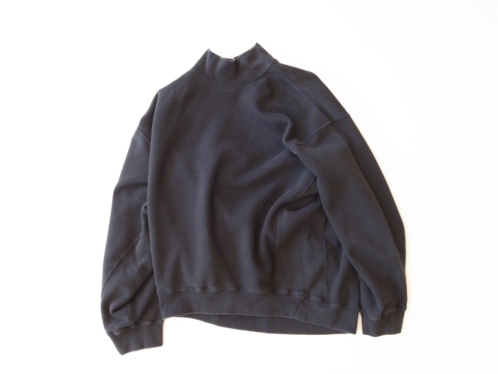 MAISON EUREKA HIGH NECK SWEAT_f0111683_12075170.jpg