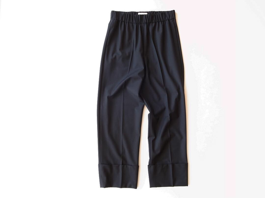 YUNE HO PULL-ON PANT_f0111683_12122432.jpg