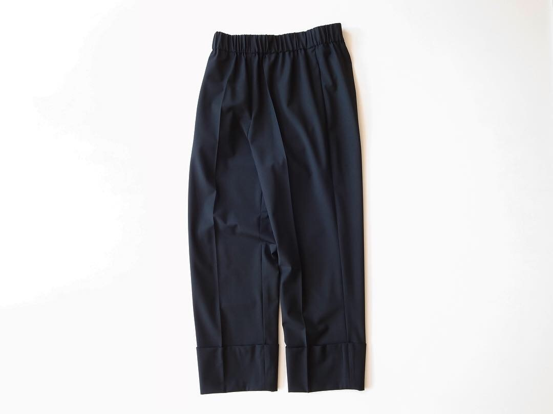 YUNE HO PULL-ON PANT_f0111683_12122453.jpg