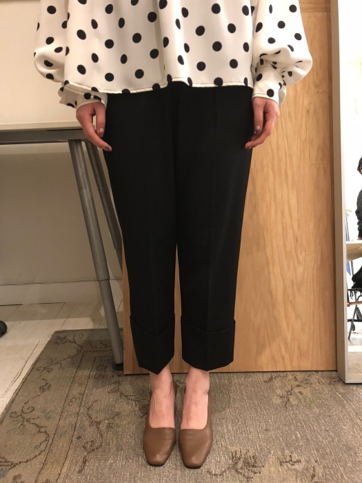 YUNE HO PULL-ON PANT_f0111683_12122559.jpg